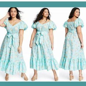 New Sold Out!LoveShackFancy x Target Estelle Dress